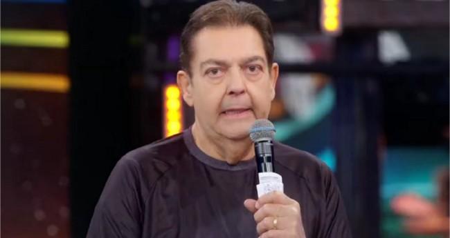 Fausto Silva - Foto: Reprodução/Globo
