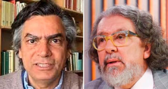 Diogo Mainardi e Kakay (Reprodução)