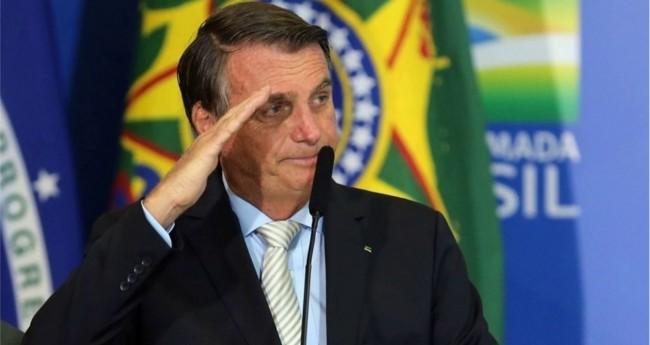 Presidente Jair Bolsonaro (Foto: Fábio Rodrigues Pozzebom/ABr)