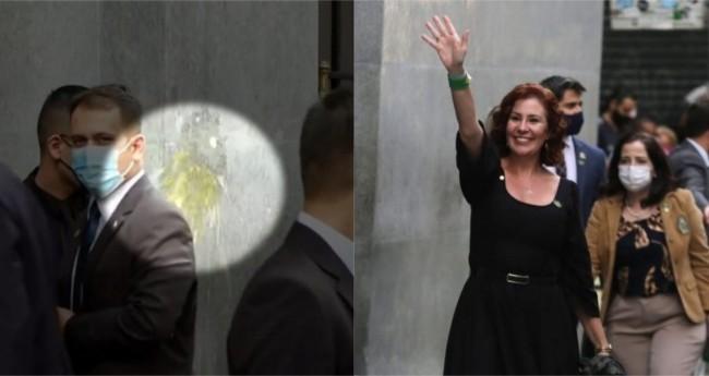 Carla Zambelli - Foto: Reprodução Internet