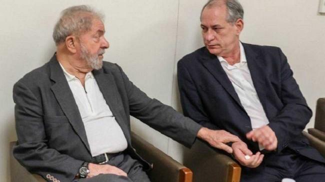 Lula e Ciro Gomes - Foto: Ricardo Stuckert/Instituto Lula