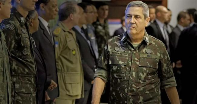 General Braga Neto - Foto: Reprodução