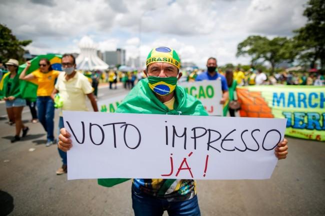 Foto: Sérgio Lima/Poder 360