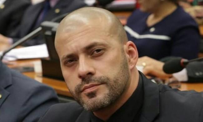 Daniel Silveira - Crédito: Câmara dos Deputados