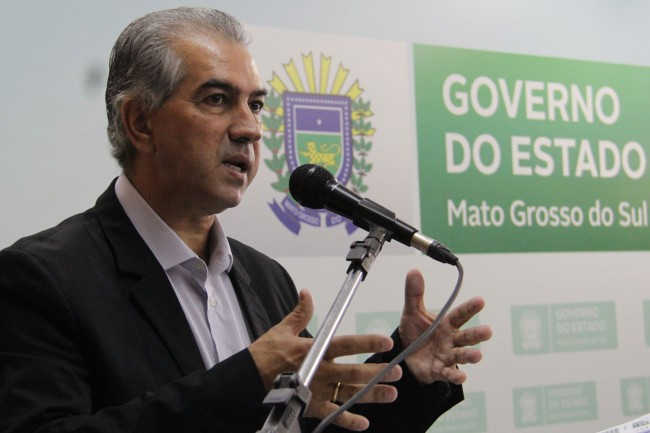 Reinaldo Azambuja - Foto: Chico Ribeiro/Divulgação