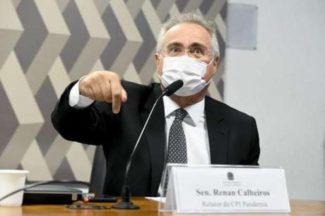 Renan Calheiros - Foto: Jefferson Rudy/Agência Senado