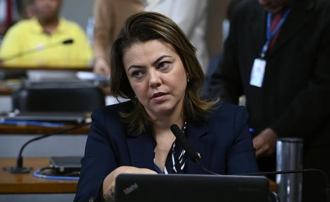 Leila do Vôlei - Foto: Geraldo Magela/Agência Senado