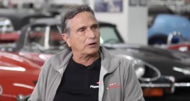 Nelson Piquet (reprodução)