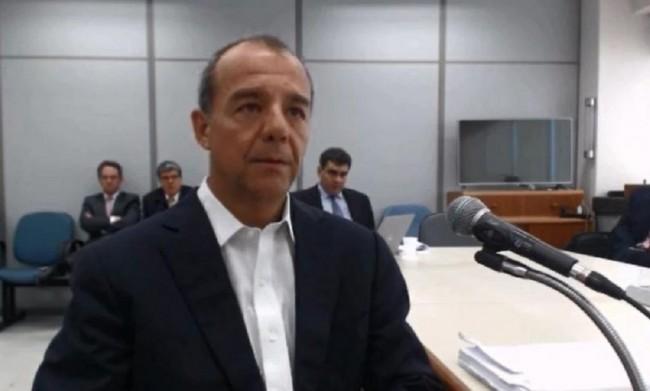 Sérgio Cabral - Foto: Reprodução