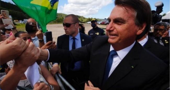 Jair Bolsonaro – Foto: Anderson Coelho/ND