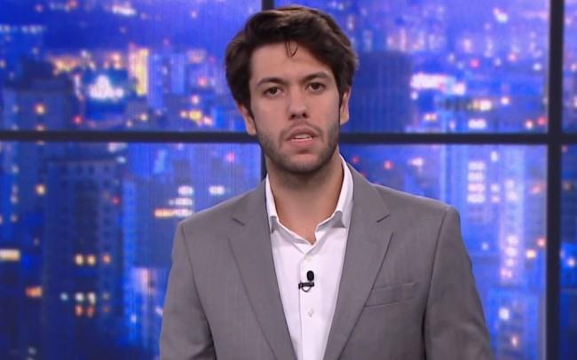 Caio Coppolla - Foto: Reprodução/CNN Brasil