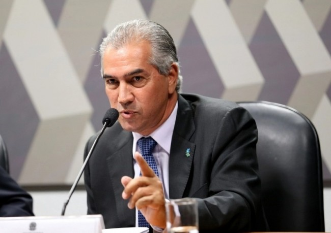 Reinaldo Azambuja - Foto: Wilson Dias/Agência Brasil