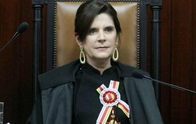 Ministra Elizabeth Rocha (Crédito EBC)