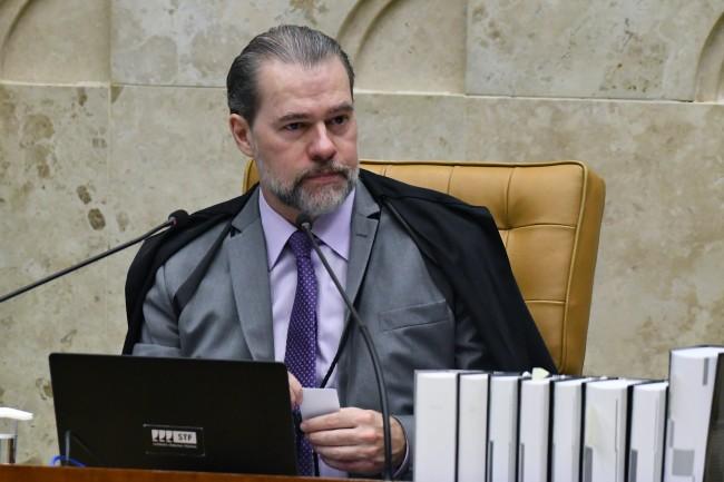 Dias Toffoli STF/Divulgação
