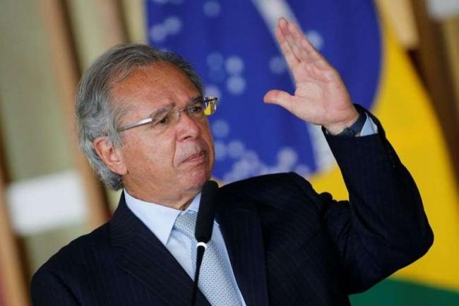 Ministro Paulo Guedes - Reprodução internet