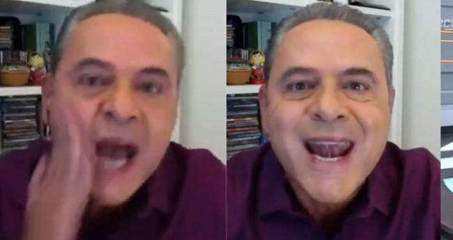 Luís Roberto - Foto: Reprodução/SporTV