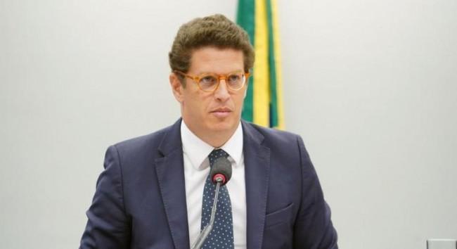 Ricardo Salles - Foto: Pablo Valadares/Câmara dos Deputados