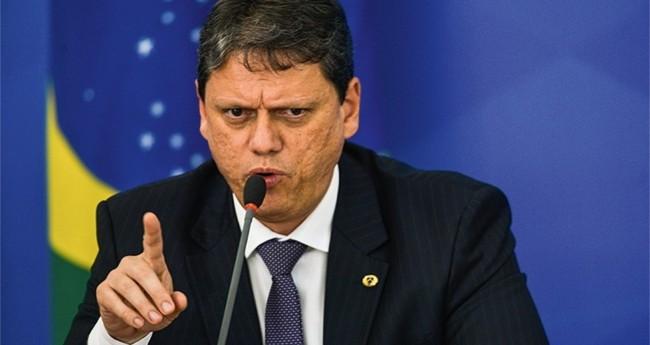 Tarcísio de Freitas - Foto:Marcello Casal Jr./Agência Brasil
