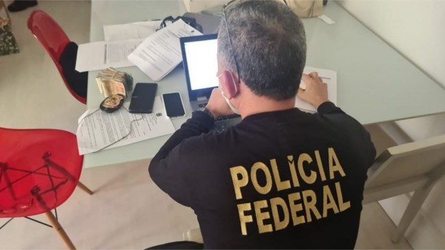Foto: Divulgação/PF