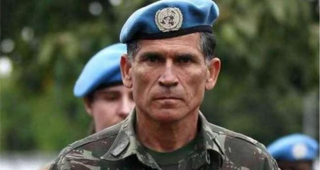 General Santos Cruz - Foto: Reprodução