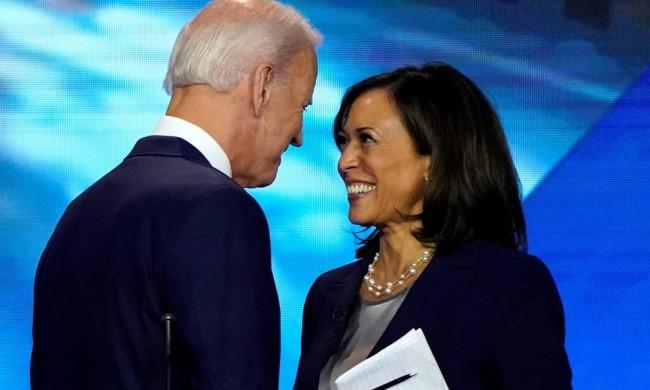 Joe Biden e Kamala Harris - Foto: Reprodução