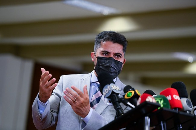 Marcos Rogerio - Foto: Marcos Oliveira/Agência Senado