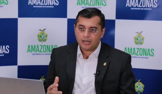 Governador do Amazonas, Wilson Lima - Foto: Secretaria de Educação do Amazonas