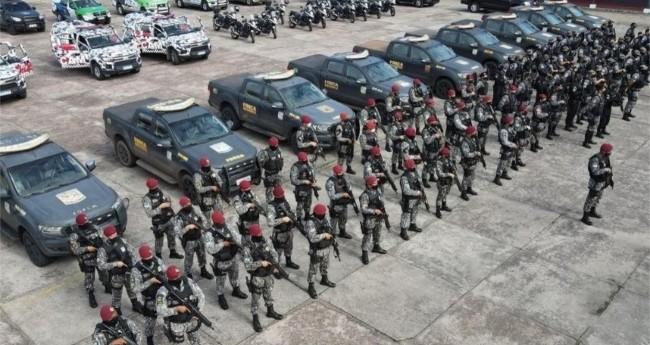 Foto: Divulgação/SSP-AM