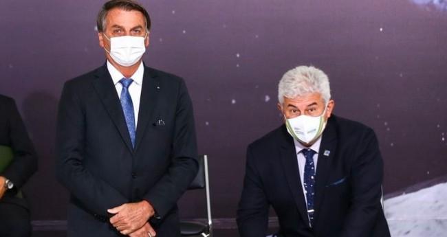 Jair Bolsonaro e Marcos Pontes - Foto: Marcelo Camargo/Agência Brasil