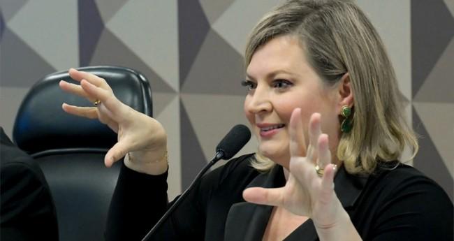 Joice Hasselmann - Foto: Geraldo Magela / Agência Senado
