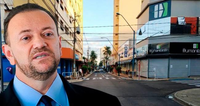 Fotomontagem: Edinho Silva - Antonio Cruz/Agência Brasil/Prefeitura de Araraquara