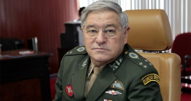 General Luís Carlos Gomes Mattos - Foto: Reprodução