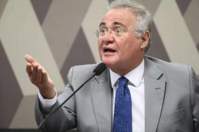 Renan Calheiros - Foto: Senado Federal