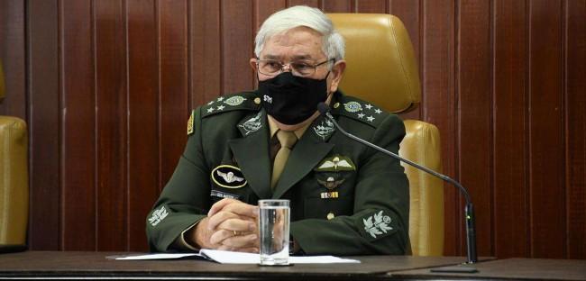 General Luis Carlos Gomes Mattos, presidente do STM - reprodução internet