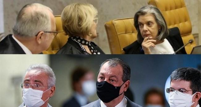 Fotomontagem - Foto: STF / Agência Senado