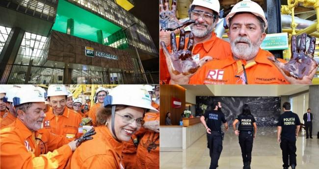Fotomontagem - Foto: Agência Petrobras / Agência Brasil