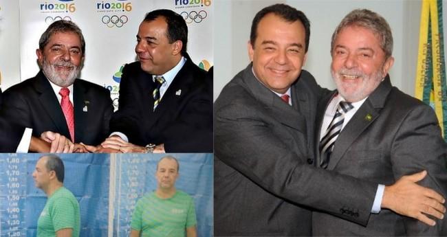 Fotomontagem - Foto: Agência Brasil / PR / Redes Sociais