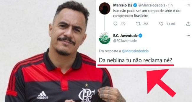 Marcelo D2 - Foto: Reprodução