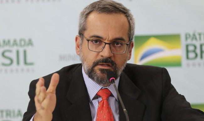 Abraham Weintraub - Foto: Fábio Rodrigues Pozzebom/Agência Brasil