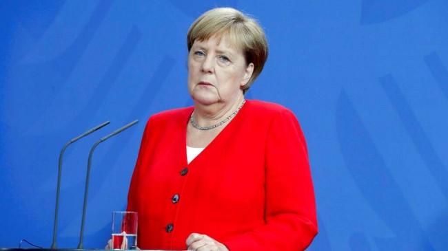 Angela Merkel, chanceler alemã - Reprodução internet