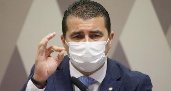 Luis Miranda - Foto: Senado