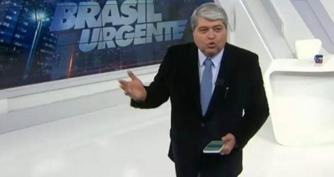 José Luiz Datena - Foto: Reprodução