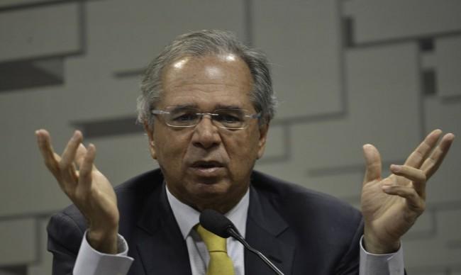 Paulo Guedes - Foto: Fábio R. Pozzebom/Agência Brasil