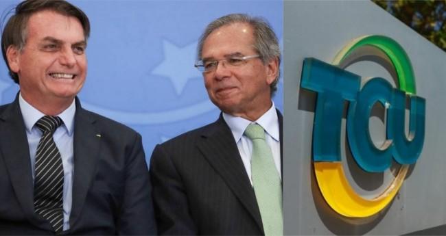 Fotomontagem: Presidência da República / TCU