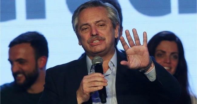 Alberto Fernández - Divulgação