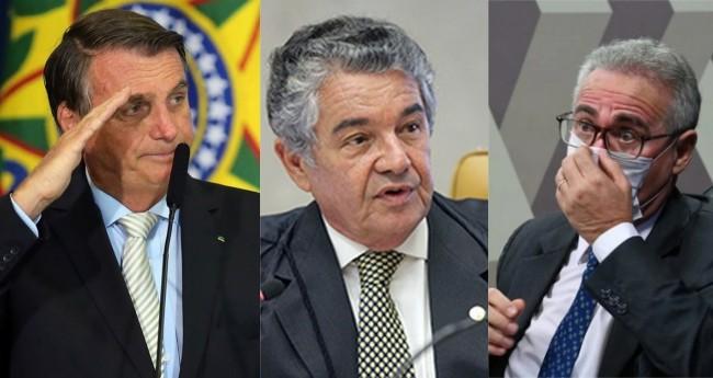 Fotomontagem - Foto: Agência Brasil / STF / Agência Senado