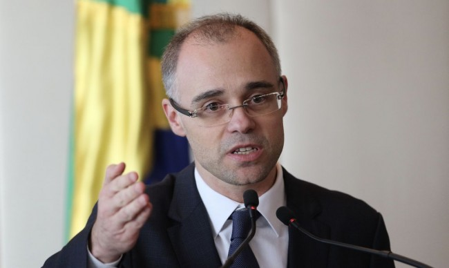 André Mendonça - Foto: Fábio Rodrigues Pozzebom