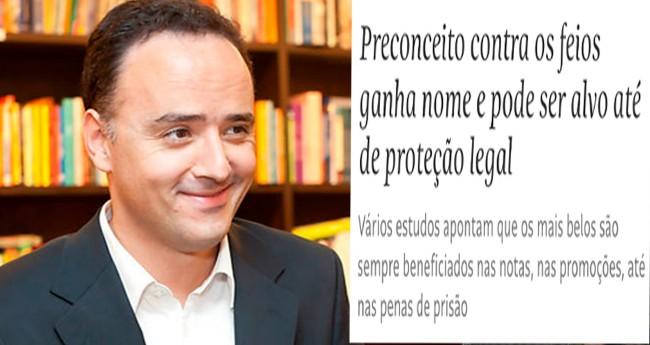 Colunista da Folha João Pereira Coutinho - Foto: Reprodução