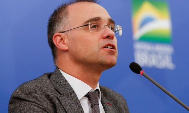 André Mendonça - Foto: Anderson Riedel/PR