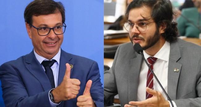 Fotomontagem: Agência Brasil / Agência Câmara